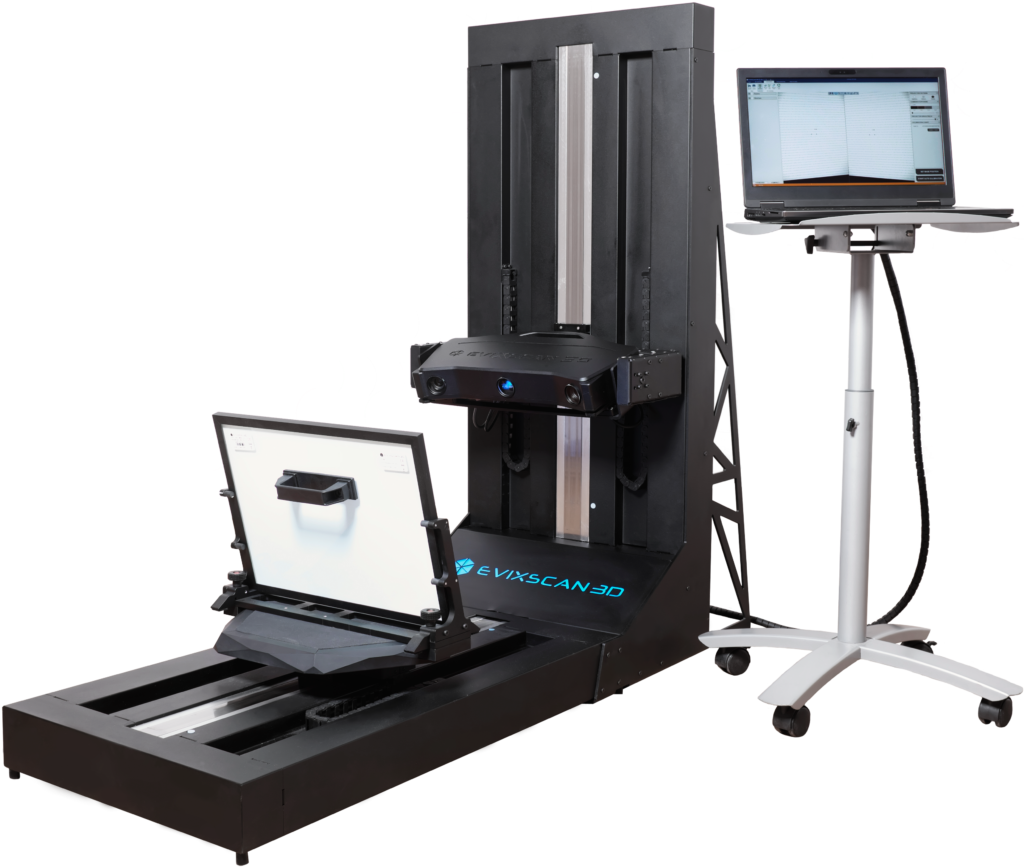 3D Scanning Products - Wyvern